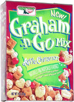 Keebler Graham-n-Go Mix Apple Cinnamon