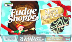 Keebler Fudge Shoppe Merry Mint Patties