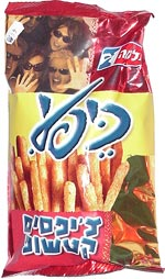 Kefli Ketchup Flavoured Potato Sticks