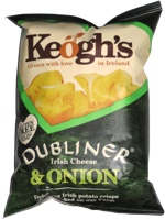 Keogh's Dubliner Irish Cheese & Onion