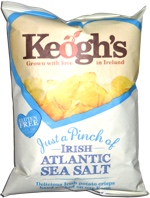 Keogh's Just a Pinch of Irish Atlantic Sea Salt