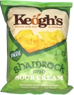 Keogh's Shamrock and Sour Cream