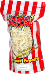 Kernel Encore Gourmet Popcorn Sea Salt & Black Pepper