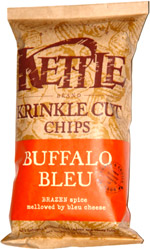 Kettle Chips Buffalo Bleu