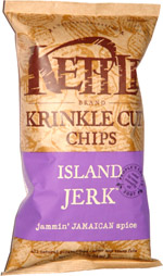 Kettle Chips Island Jerk