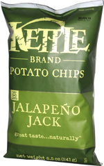 Kettle Chips Jalapeño Jack