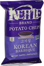 Kettle Chips Korean Barbeque