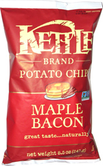 Kettle Potato Chips Maple Bacon