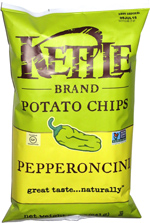 Kettle Chips Pepperoncini
