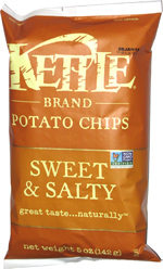 Kettle Chips Sweet & Salty