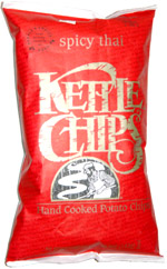 Kettle Chips Spicy Thai