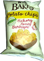 Kettle Bakes Hickory Honey Barbeque Potato Chips