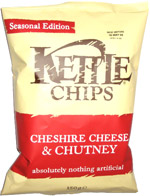 Kettle Chips Cheshire Cheese & Chutney
