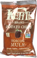 Kettle Chips Moscow Mule
