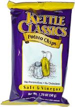 Kettle Classics Salt & Vinegar Potato Chips