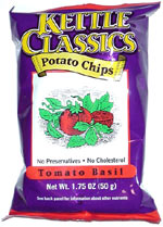 Kettle Classics Tomato Basil Potato Chips