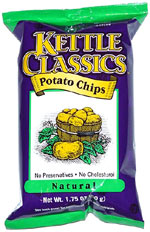 Kettle Classics Natural Potato Chips
