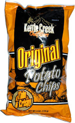 Kettle Creek Outfitters Original Potato Chips