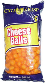 Kettle Krisp Cheese Balls