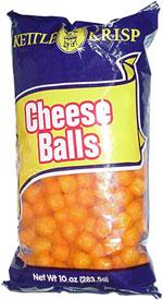 Kettle Krisp Cheese Balls