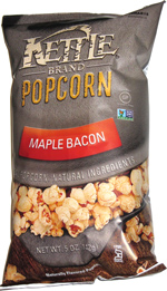Kettle Popcorn Maple Bacon