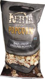 Kettle Popcorn Salt + Fresh Ground Pepper