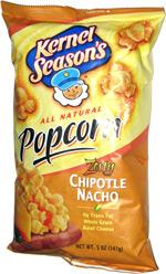 Kernel Season's Popcorn Zesty Chipotle Nacho
