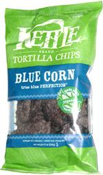 Kettle Tortilla Chips Blue Corn