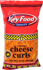 Key Food Crunchy Cheese Curls