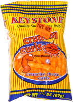 Keystone Crunchy Cheese Curls
