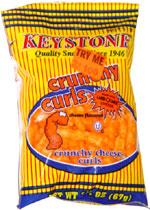 Keystone Crunchy Cheese Curls