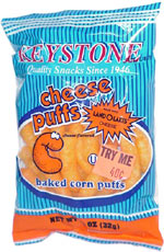Keystone Cheese Puffs