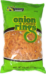 Keystone Onion Flavored Rings
