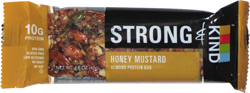Strong & Kind Honey Mustard Almond Protein Bar