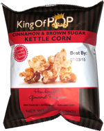 King of Pop Cinnamon Brown Sugar Kettle Corn