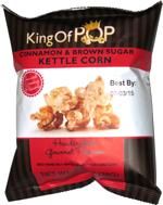 King of Pop Cinnamon Brown Sugar Kettle Corn