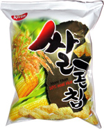 Kirin Rice Corn Chip