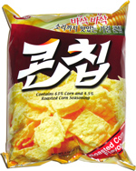 Kirin Corn Chip Roasted Corn Flavor