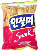 Kirin Inchulmi Snack