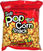 Kirin Soft Pop Corn Snack Ppongsori