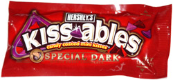 Hershey's Kissables Special Dark