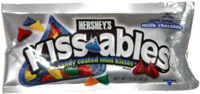 Hershey's Kissables