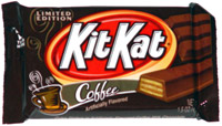 Kit Kat Coffee