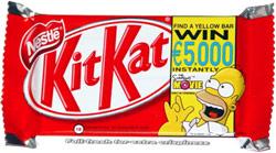 Kit Kat Simpsons Edition