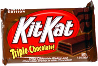 Kit Kat Triple Chocolate!