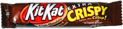 Kit Kat Extra Crispy Triple Chocolate