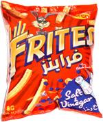 Kitco Frites Salt & Vinegar