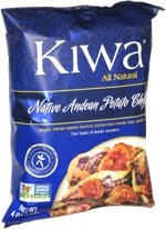 Kiwa Native Andean Potato Chips