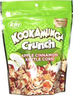 Kookamunga Crunch Apple Cinnamon Kettle Corn