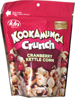 Kookamunga Crunch Cranberry Kettle Corn
